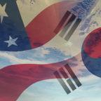 earth Korea America